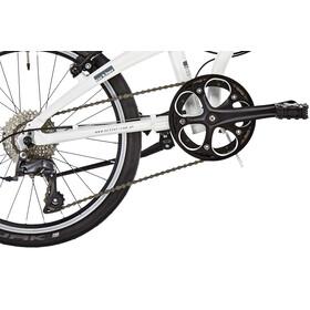 "Ortler London Race - Vélo pliant - 20"" blanc"